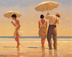 Jack Vettriano: Mad Dogs...