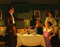 Jack Vettriano: The Test Of True Love