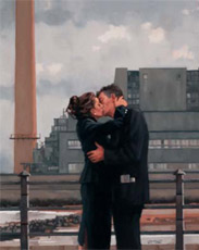 Jack Vettriano: Long Time Gone