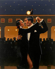 Jack Vettriano: Starry, Starry Night