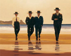Jack Vettriano: Billy Boys