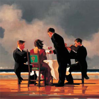 Jack Vettriano: Elegy for the Dead Admiral