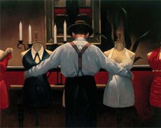 Jack Vettriano: A Kind Of Loving